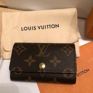 Louis Vuitton Monogram Key Holder